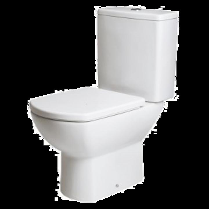 Set WC monobloc Gala Smart