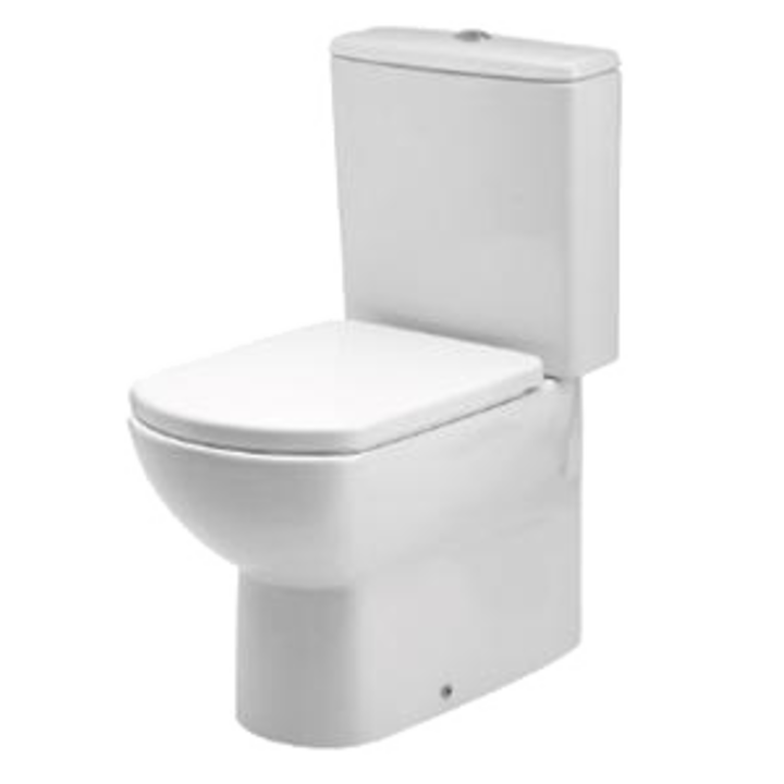 Set WC monobloc BTW Gala Smart