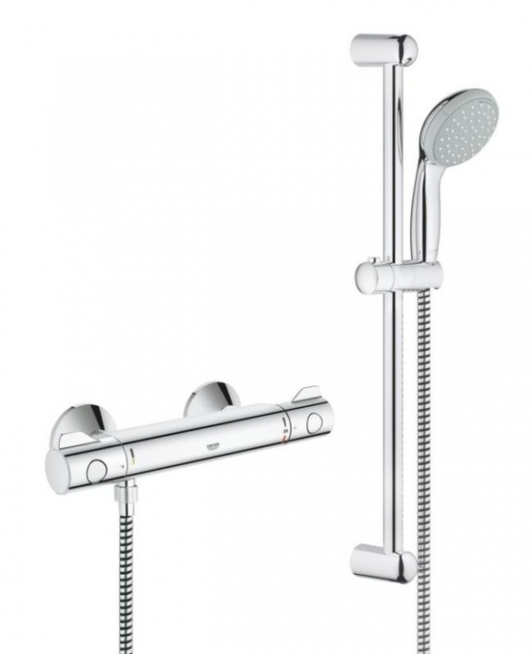 Set dus Grohe Grohtherm 800