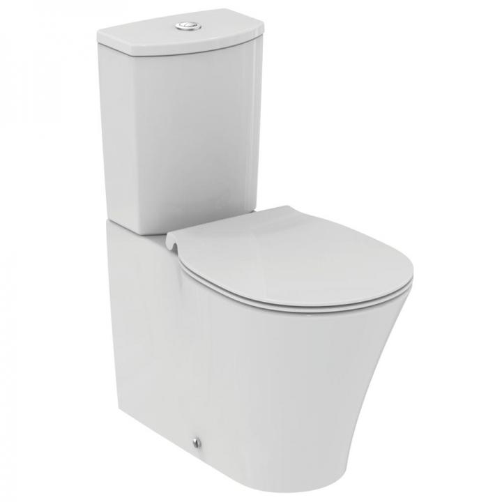 Set WC monobloc BTW Ideal Standard Connect Air Arc Aquablade