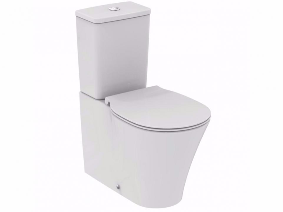 Set WC monobloc BTW Ideal Standard Connect Air Cube Aquablade