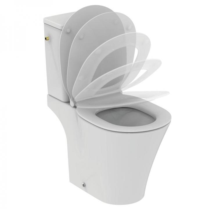 Set WC monobloc Ideal Standard Connect Air Cube Aquablade
