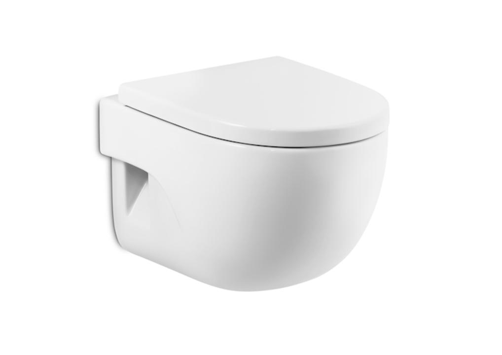 Vas WC suspendat compact Roca Meridian